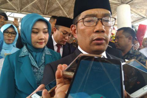 Ridwan Kamil sesalkan insiden pembakaran bendera