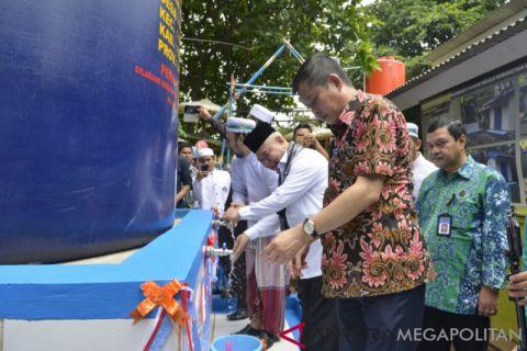 Pembangunan fasilitas air wujud APBN berkeadilan sosial