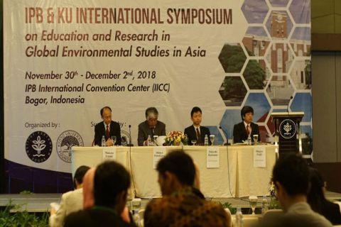 Ilmuwan dari 9 negara berkumpul di IPB membahas pendidikan dan penelitian