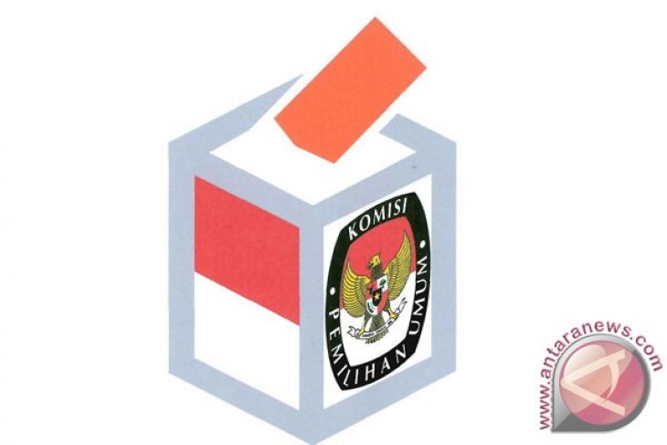 KPU Sukabumi tetapkan empat calon wali kota