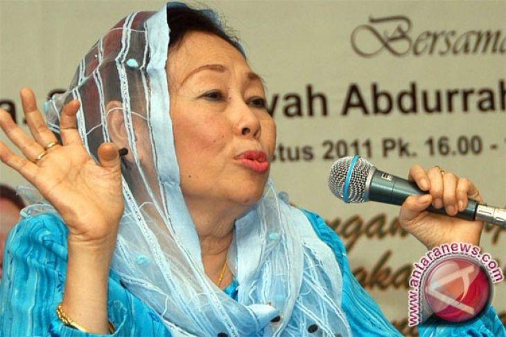 Sinta Nuriyah: Cap Go Meh perayaan persatuan