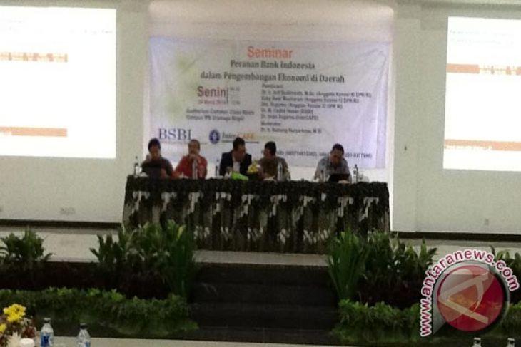 BSBI : Peran Bank Indonesia harus diperluas