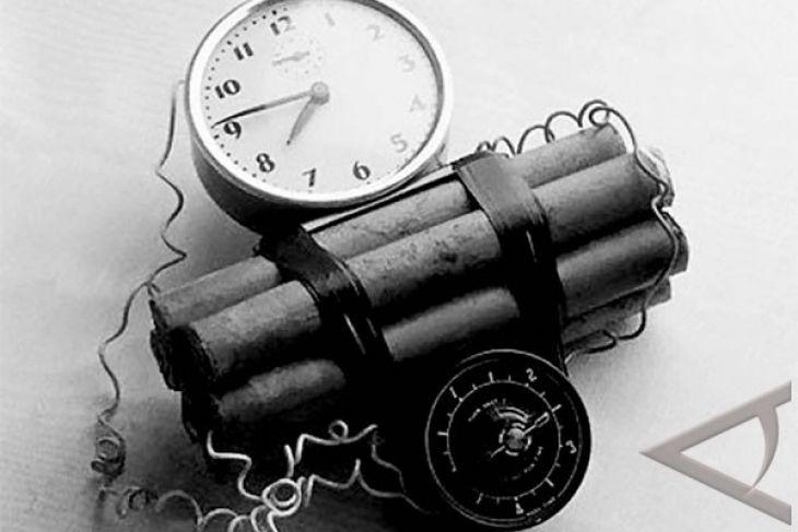 Bom Perang dunia II ditemukan di London