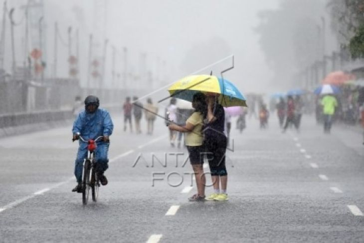 Hujan lebat tewaskan 12 orang di Amerika Tengah