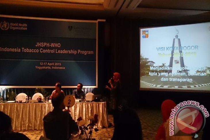 Kota Bogor Perjuangkan Larangan Iklan Rokok