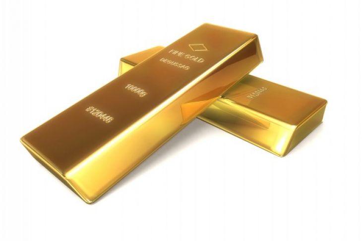 Harga Emas Naik Ke Tingkat Tertinggi Dalam Setahun
