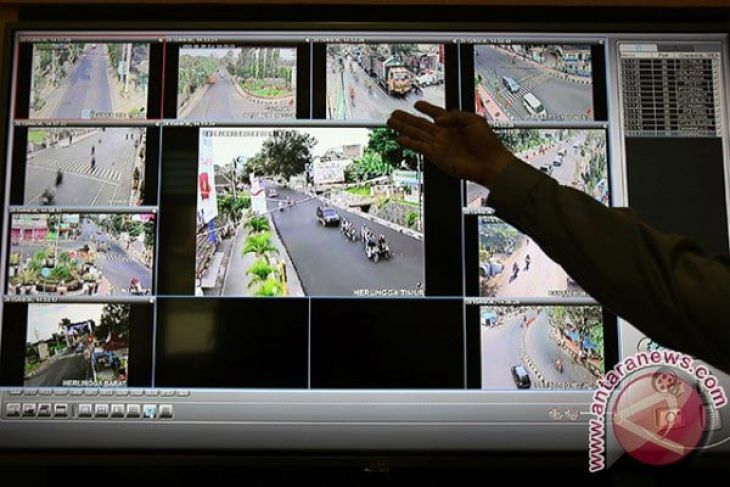 Jasa Marga Pantau Mudik Lewat 126 CCTV