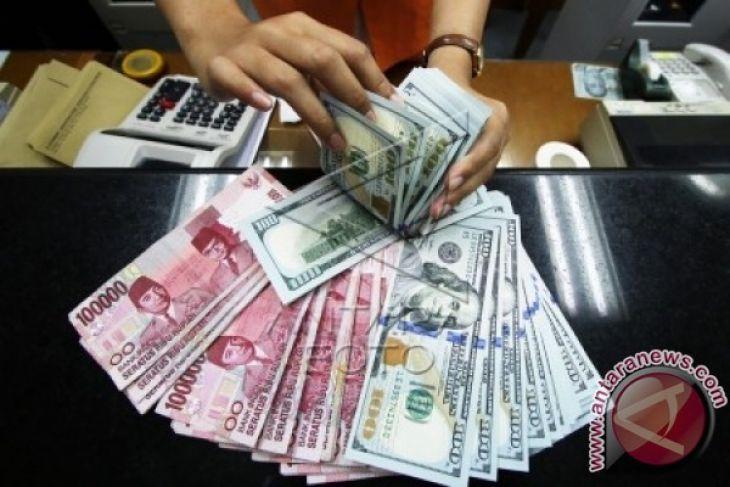 Nilai tukar uang Rupiah Indonesia menguat