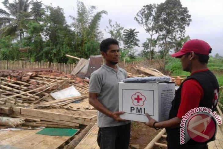 PMI kirim bantuan korban tanah bergerak