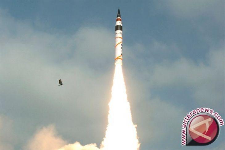 Ukraina uji coba sistem rudal AS pertama kali