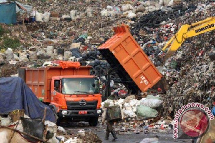 Sampah TPA Karawang Diolah Jadi Gas Metan
