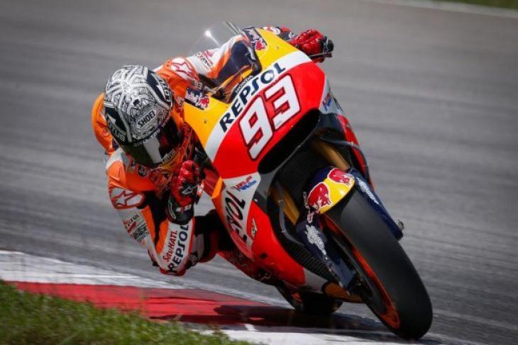 March Marquez juarai MotoGP Aragon