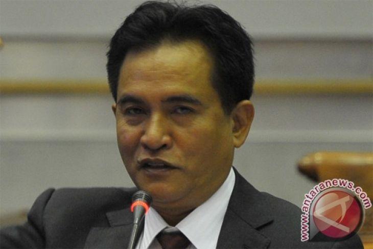 Yusril akan pidanakan komisioner KPU