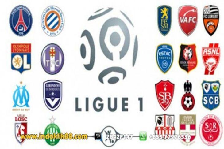 Liga Prancis Hasil Tanding Dan Klasemennya
