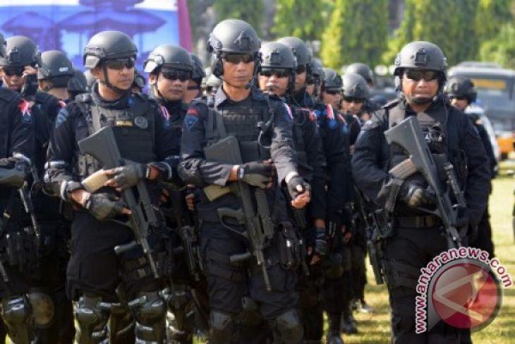 Polisi-TNI Gelar Patroli Jelang Kedatangan Raja Salman
