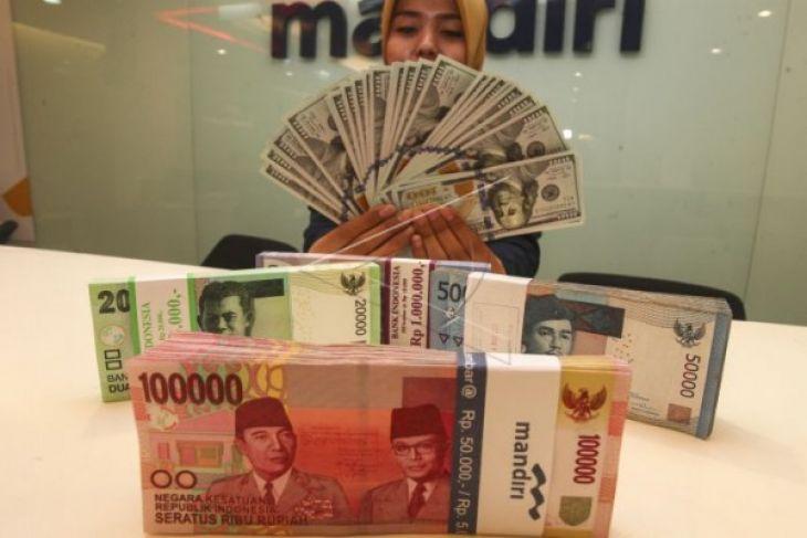 Giliran Kurs dolar Amerika kini melemah