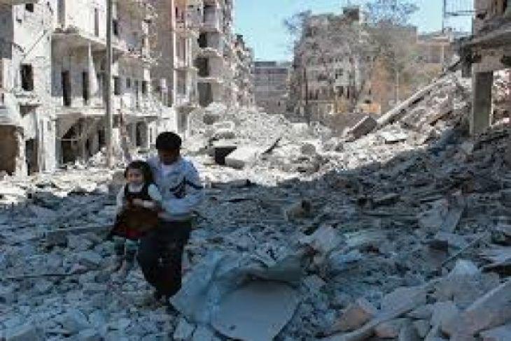 Pertempuran antar-kelompok di Suriah memasuki hari keempat