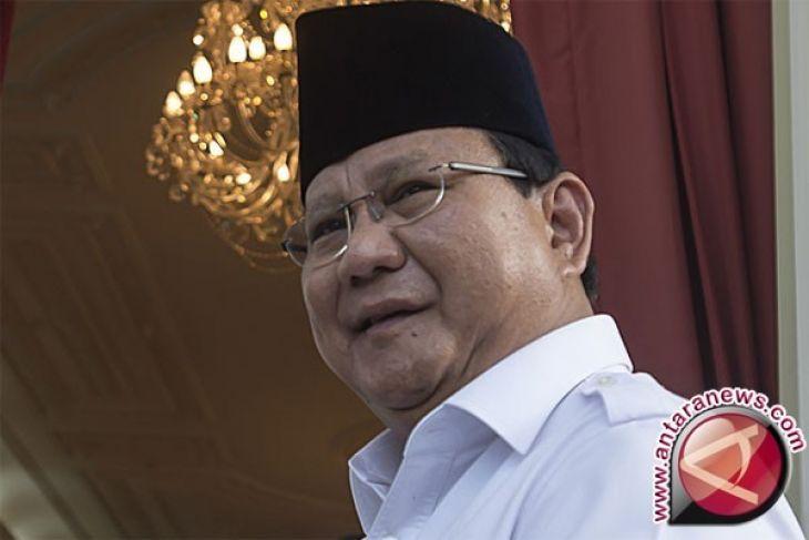 Prabowo: Sandiaga Uno pilihan terbaik sebagai cawapres
