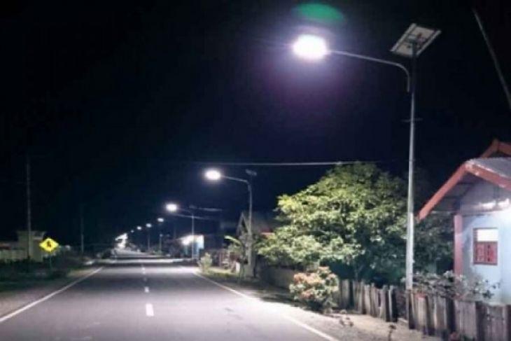Kota Sukabumi jadi proyek percontohan PJU Indonesia