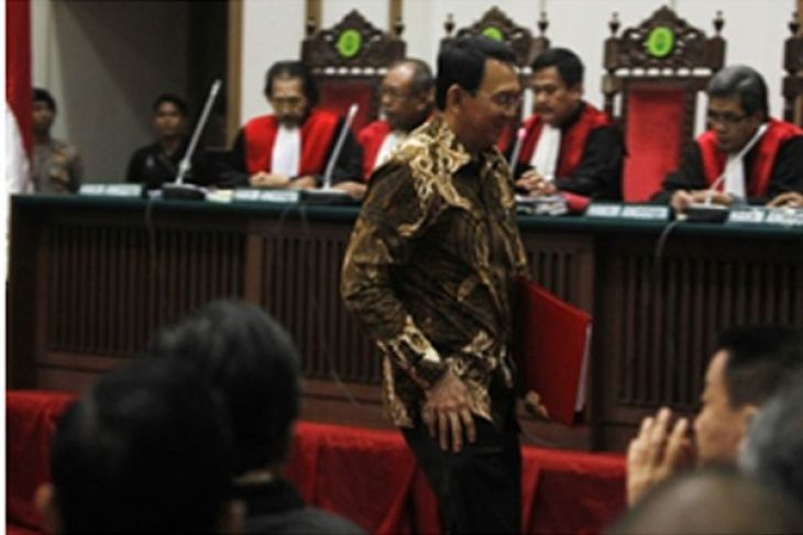 The Impact of the Legal Court of Ahok to the Political Situation