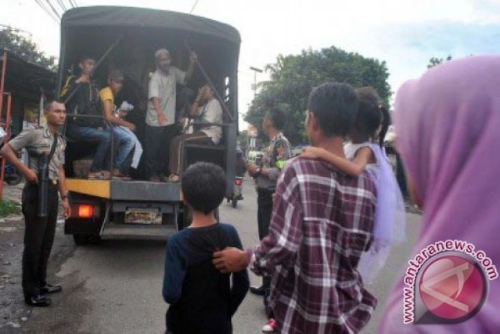 Armada Dikerahkan Akomodir Penumpukan Penumpang Di Bogor