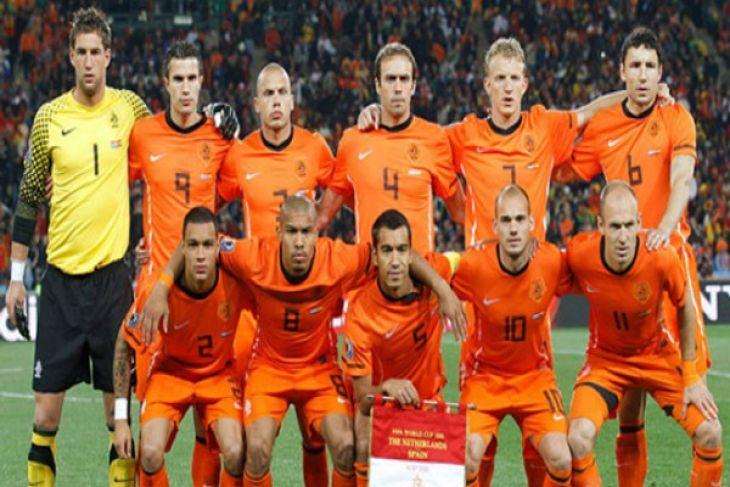Belanda ke putaran final bola Nations League