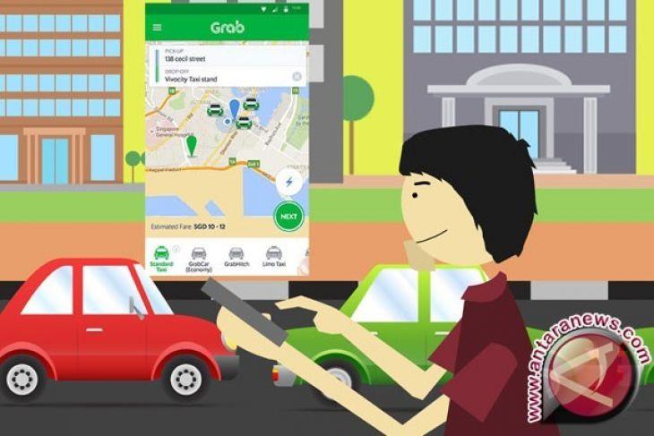 Angkutan online diberikan nomor plat kendaraan khusus