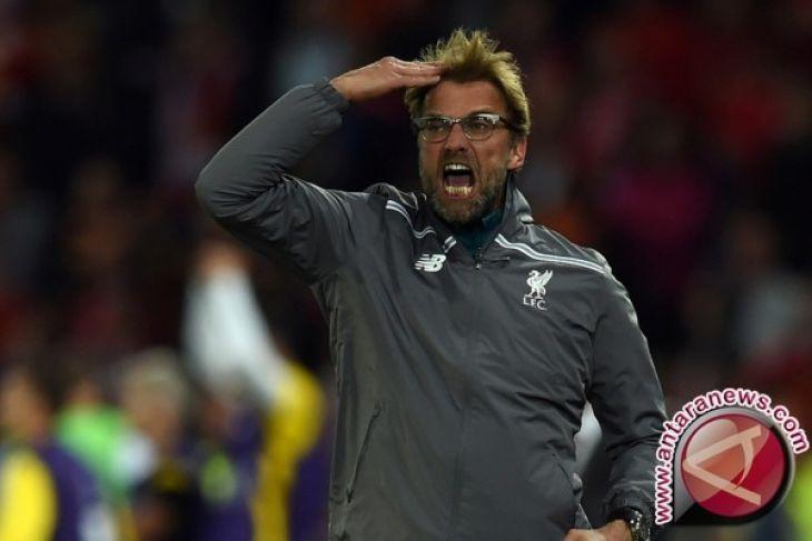 Liverpool kalah, Juergen Klopp kehabisan kata-kata