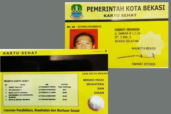 675.000 warga Bekasi akses berobat gratis KS-NIK