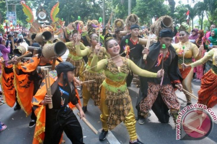 Minggu Kota Bogor dimeriahkan Festival Budaya Helaran