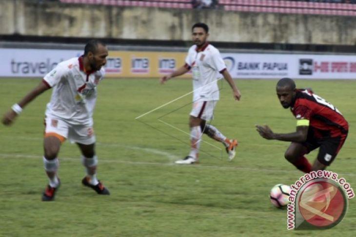 Borneo Imbangi Jayapura 1-1 Di Kandang
