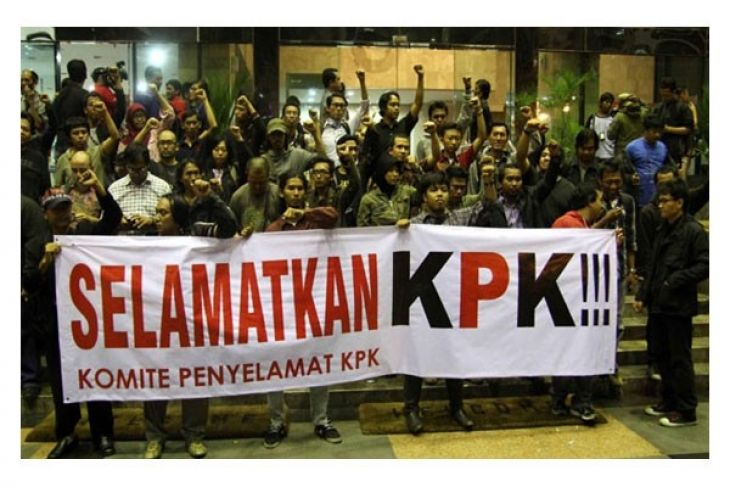 The Corruption Eradication Commission (KPK)