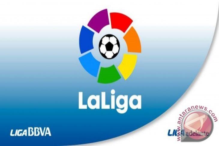 Ini hasil dan Klasemen bola Liga Spanyol