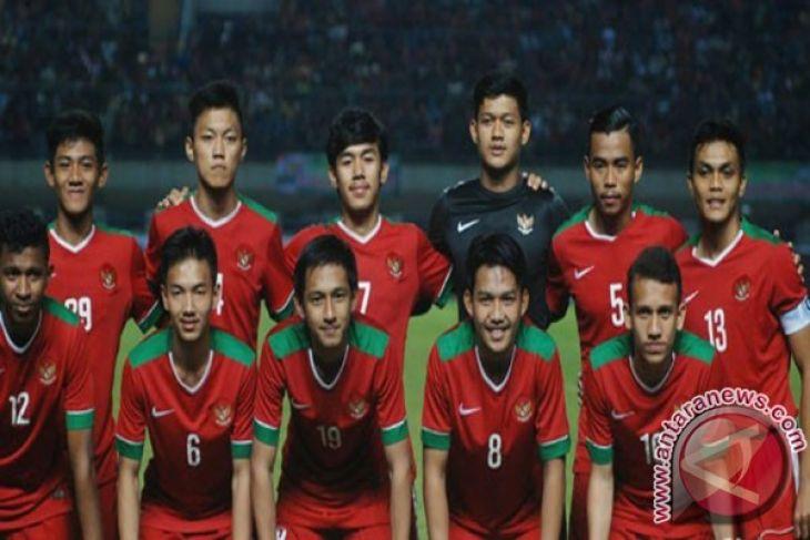 Timnas Lolos Semifinal Sepak Bola AFF U-18