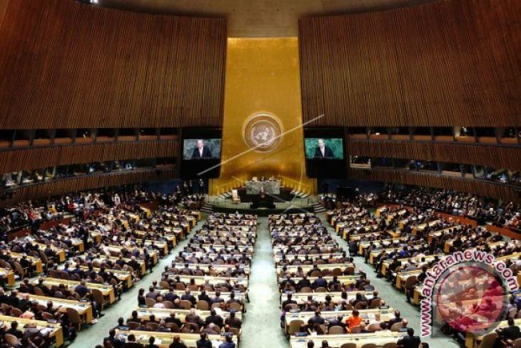 Apa saja agenda Indonesia di DK PBB