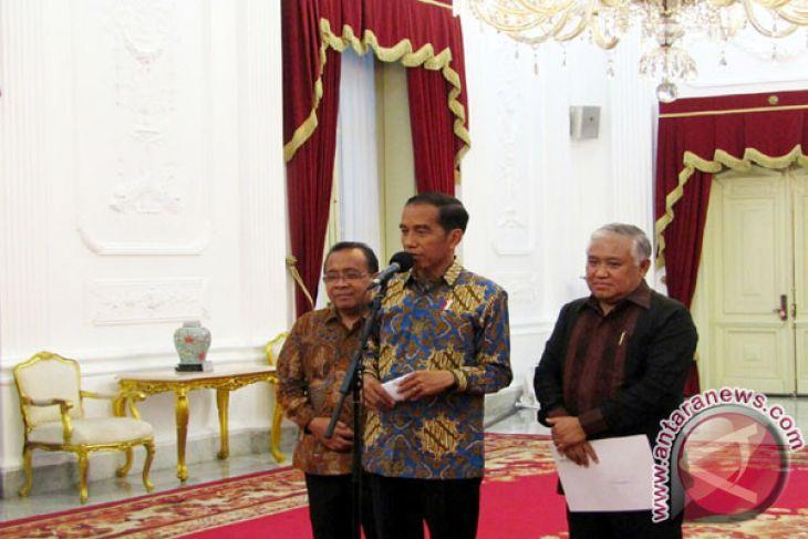 Jokowi Titip Isu Palestina Pada Sekjen PBB