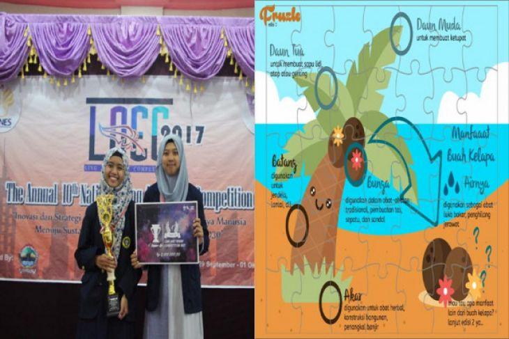 Mahasiswa IPB Juarai Kompetisi Essay Nasional Melalui ''Fruzle''