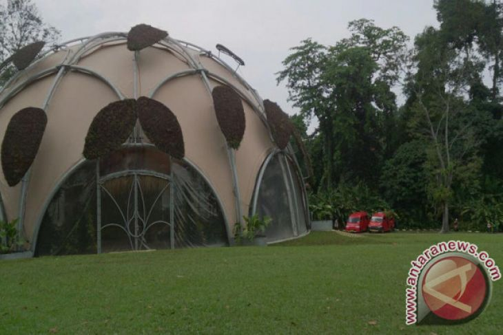 ''Ecodome'' Wahana Baru Kebun Raya Bogor