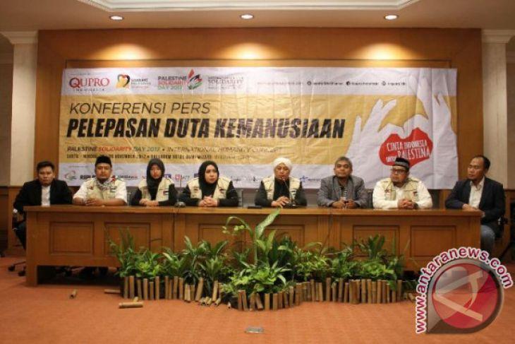 Indonesia Peringati 70 Tahun Pendudukan Palestina
