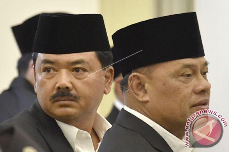 Paripurna DPR Setujui Marsekal Hadi Sebagai Panglima