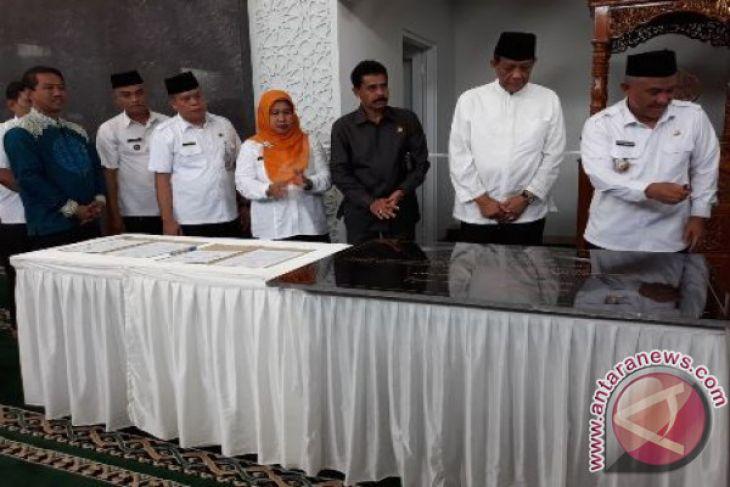 Wali Kota Depok Apresiasi Masjid Hibah Dari Warga