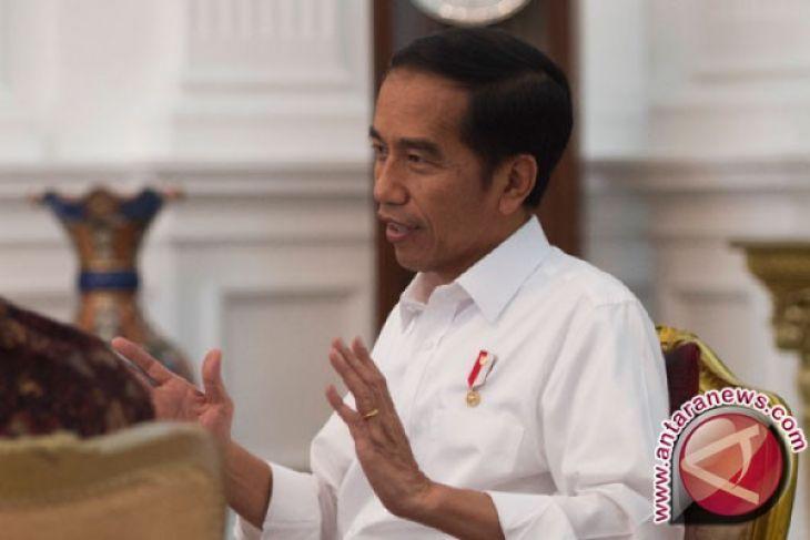 Ketika Joko Widodo Mengkhatamkan Di Seluruh Wilayah NKRI