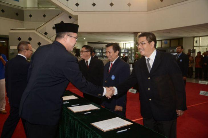 Pelantikan Pejabat Perdana Di Era Rektor Baru IPB