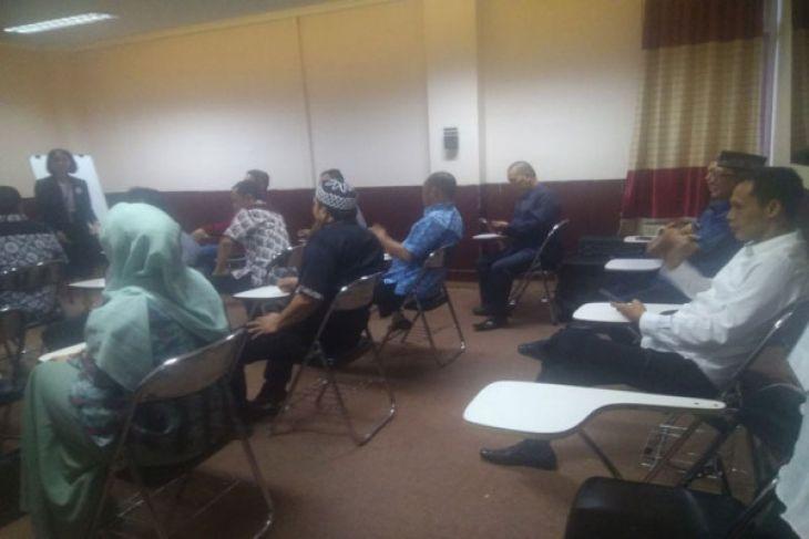 Tes Kesehatan Paslon Pilkada Kota Bogor 2018
