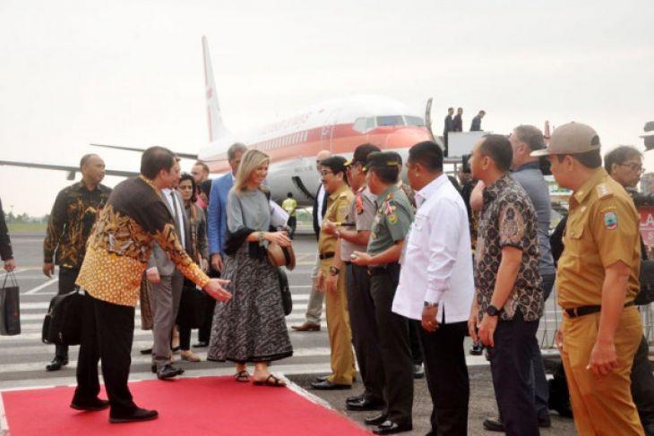Ratu Maxima Dari Kerajaan Belanda Tertarik Program Pengembangan Jagung Lampung