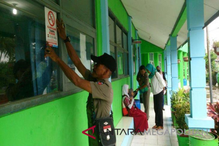 Dinkes sasar warung dan sekolah sidak KTR