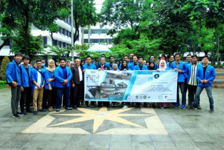Universitas Pancasila melakukan kegiatan pengabdian masyarakat