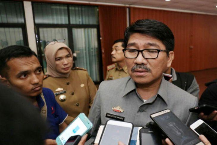 Diklat Kepemimpinan Pejabat Administrator Se-Provinsi Lampung Resmi Ditutup