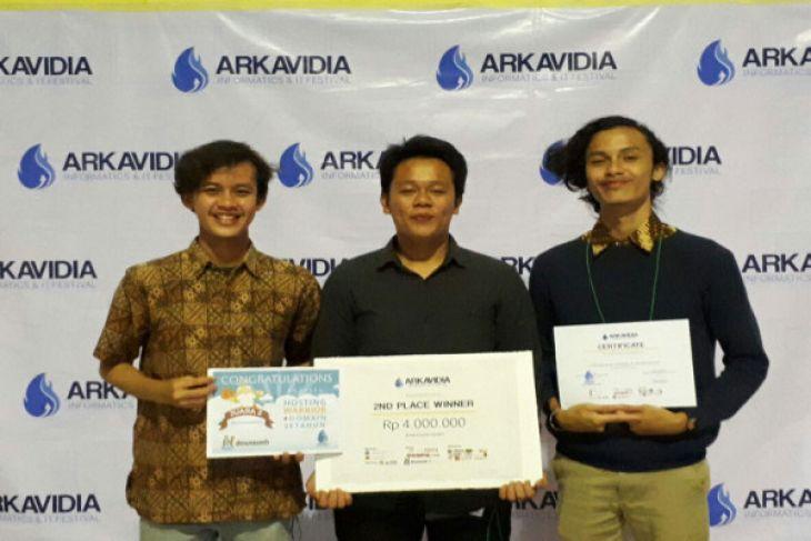 Ciptakan aplikasi travelling hemat, mahasiswa IPB juarai kompetisi IT 2018