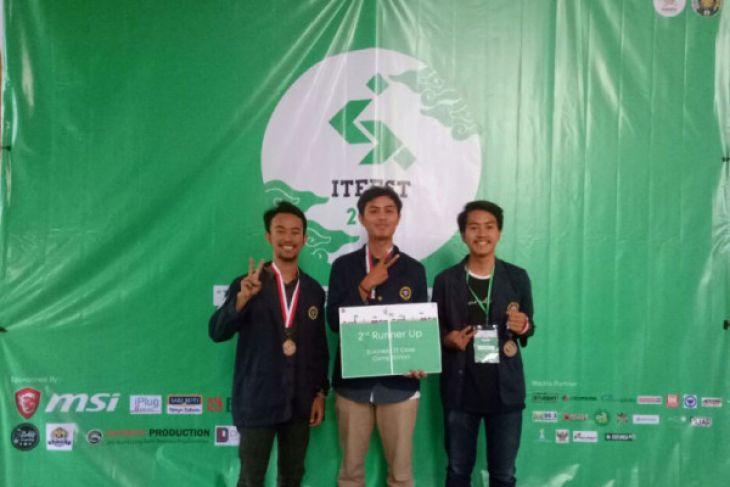 Ciptakan Holiplay, mahasiswa IPB ukir prestasi di ajang ITFest 2018